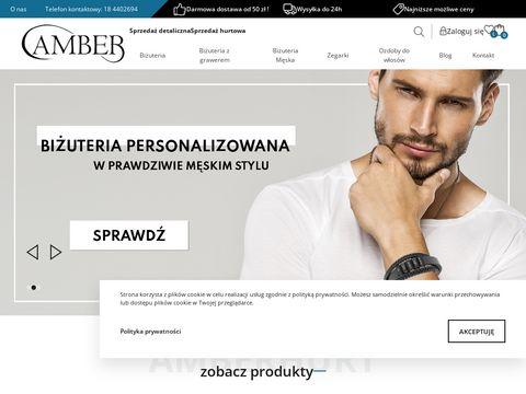 Amberhurt.pl sklep sztucznej biżuterii