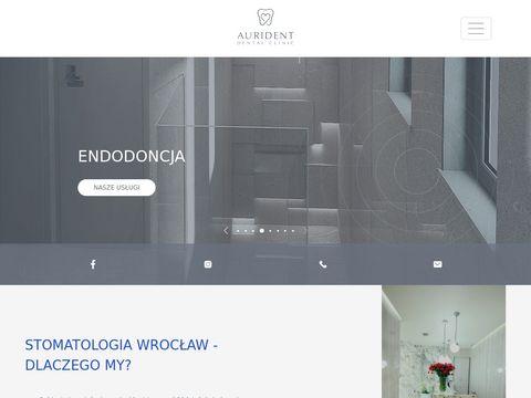 Aurident.pl klinika stomatologiczna