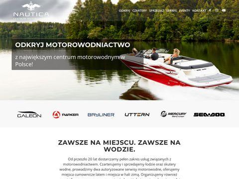 Centrumnautica.pl czarter jachtów Mazury