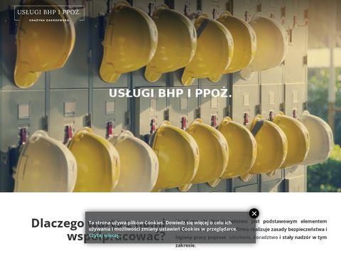 Bhpippoz.com.pl szkolenie BHP Warszawa