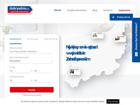 Dobryadres.pl lokale użytkowe