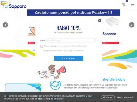 Drsapporo.com poduszki ortopedyczne