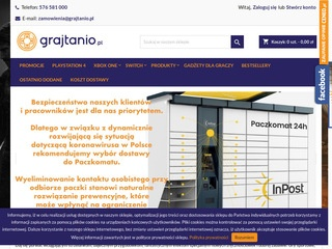 Grajtanio.pl Playstation 3