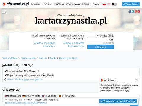 Kartatrzynastka.pl pożyczka i chwilówka online
