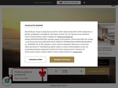Kasprowy.pl hotel Mercure Zakopane