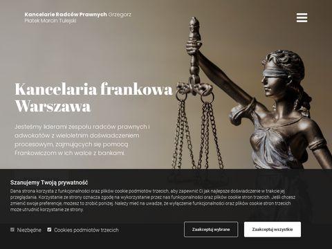 Kpchf.pl unieważnianie kredytu frankowego