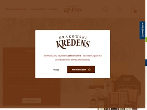 Krakowski Kredens sklep