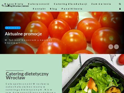 Jakjesc.wroclaw.pl - dieta pudełkowa