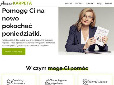 Joannakarpeta.pl