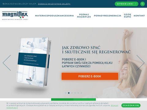 Magniflex.pl materace włoskie