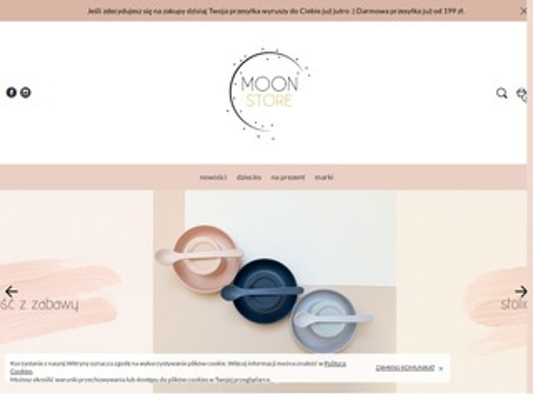 Moonstore.pl otulacze dla niemowląt