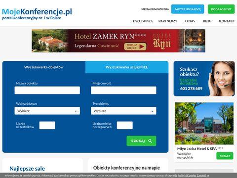 Mojekonferencje.pl sale
