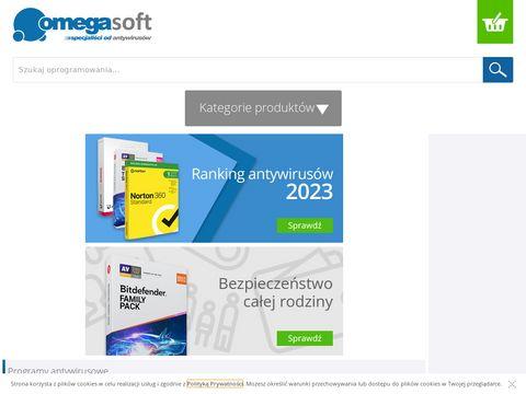 Omegasoft.pl sklep z oprogramowaniem