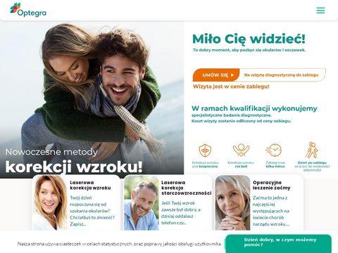 Optegra.com.pl specjalistyczna klinika okulistyczna