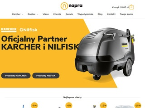 Napra.pl myjka Karcher