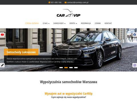 Wypozyczalniasamochodowwwarszawie.pl