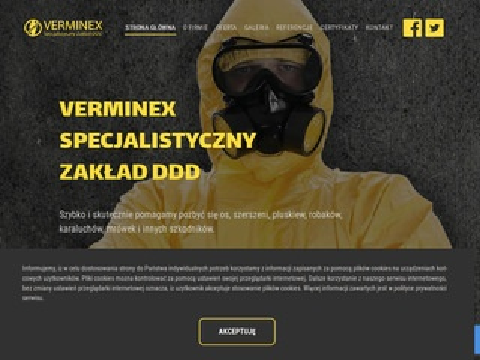 Verminex.pl DDD Gdańsk