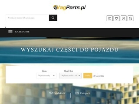 Vagparts.pl sklep motoryzacyjny z częściami VAG