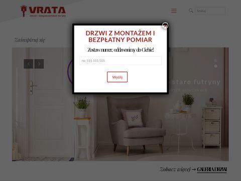 Vrata.pl drzwi na wymiar Łódź