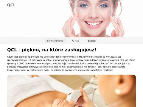 Qcl.pl zabiegi kosmetologiczne