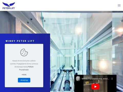 Peterlift.pl Toruń Szczecin