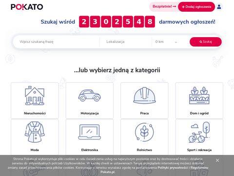 Pokato.pl serwis ogłoszeń
