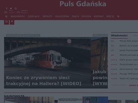 Pulsgdanska.pl gdański portal informacyjny