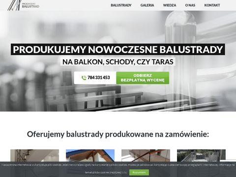 Producentbalustrad.pl Warszawa