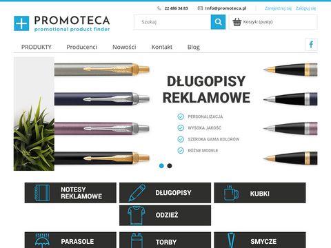 Promoteca.pl torby reklamowe