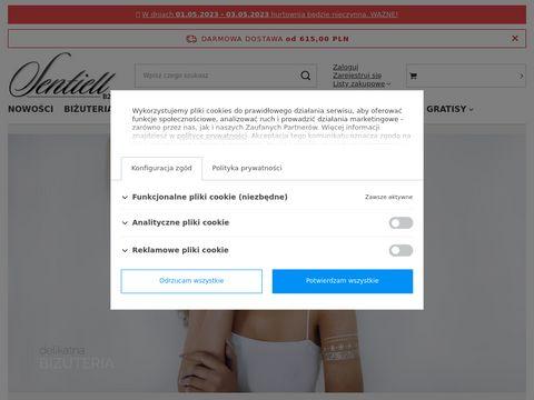 Sentiell.pl hurtowania biżuterii