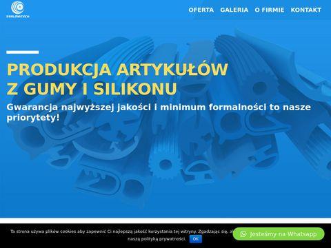 Sealmatech.pl gumowanie wałków
