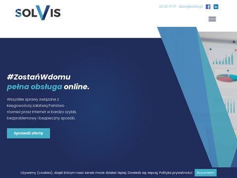 Solvis usługi księgowe