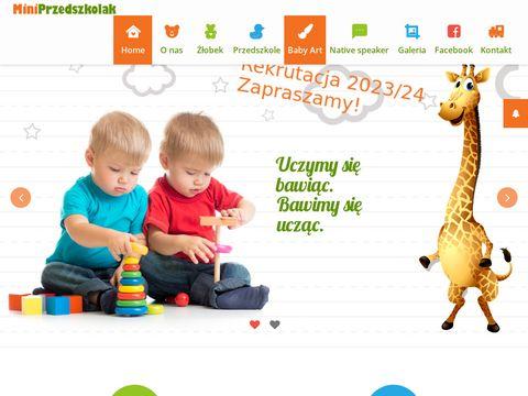 Smerfy.com.pl klub dziecięcy