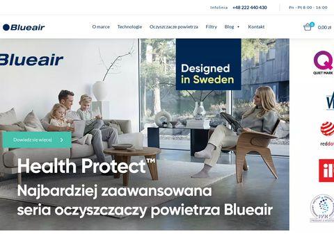 Sklep.fore.pl oczyszczacz powietrza wirusy