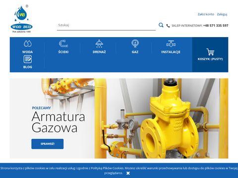Wodbud.com.pl rury do instalacji wodnych