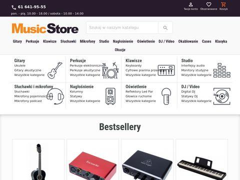 Sklepmuzyczny.pl Music Store