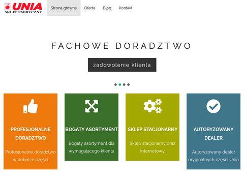 Sklepunia.pl - lemiesz Unia Grudziądz