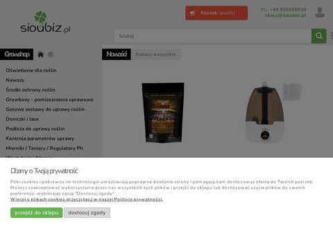 Sioubiz.pl żarówki do uprawy roślin
