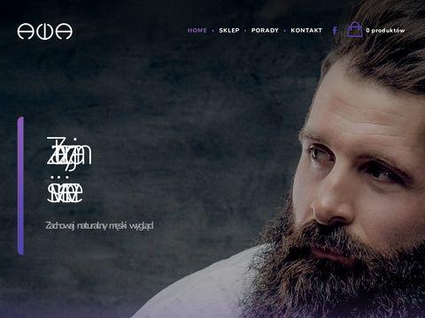 Siwewlosy.pl szampon na siwienie Grecian 2000