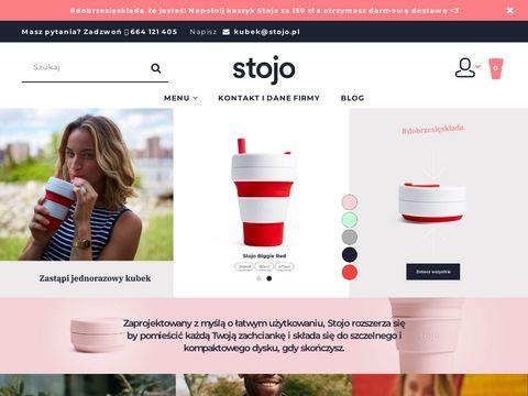 Stojo.pl kubek składany
