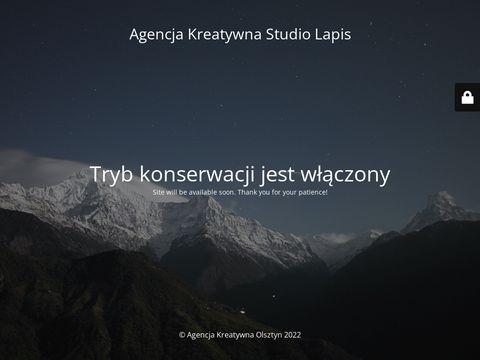 Studiolapis.pl strony internetowe Olsztyn