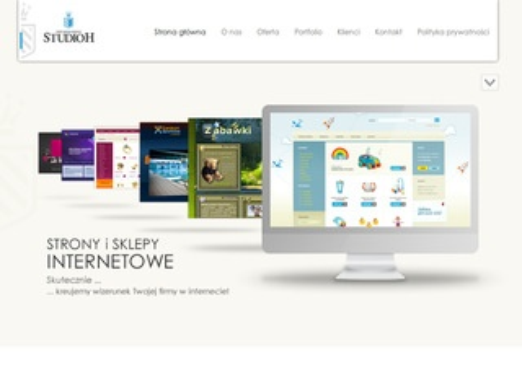 Studioh.pl projektowanie stron