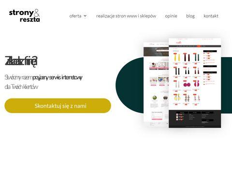 Stronyireszta.pl marketing w internecie