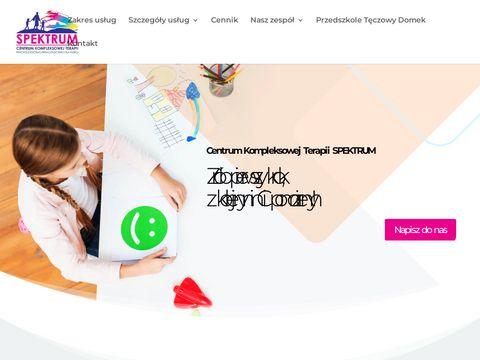 Spektrum.edu.pl terapia dla dzieci