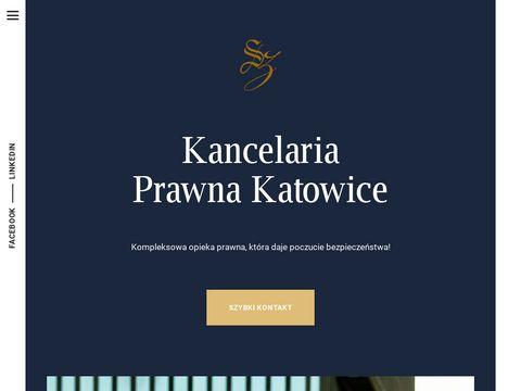 Szaflarscy.pl opieka dla firm Katowice