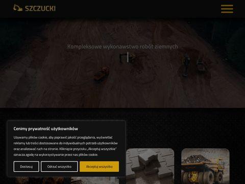 Szczucki.pl usługi budowlane