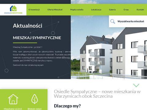 Sympatyczne.pl osiedle Szczecin