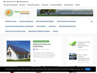 Systemy-fotowoltaika.pl