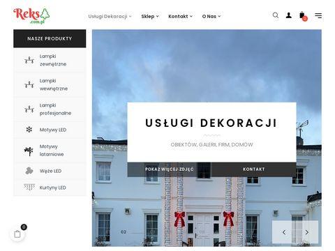 Reks.com.pl sznury LED