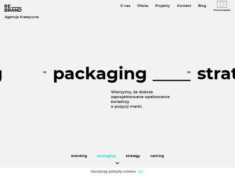 Rebrand.com.pl agencja kreatywna